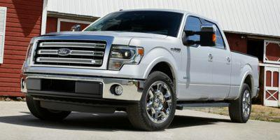 "2014 Ford F-150 2WD SuperCrew 157"" Lariat w/HD Payload Pkg"