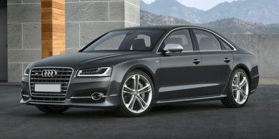 2015 Audi S8 4dr Sdn