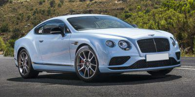 2016 Bentley Continental GT 2dr Cpe V8 S