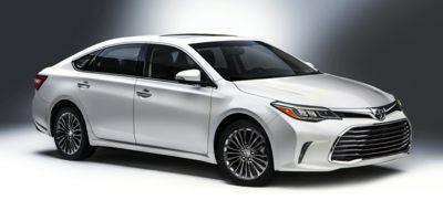 2017 Toyota Avalon Limited (Natl)