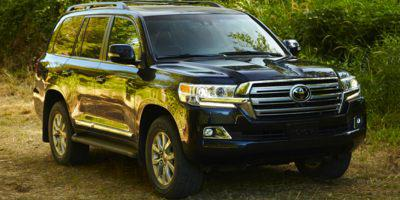 2018 Toyota Land Cruiser 4WD (Natl)