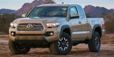 2018 Toyota Tacoma SR5 Access Cab 6' Bed I4 4x2 AT (Natl)