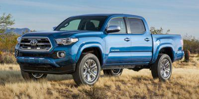 2018 Toyota Tacoma SR Double Cab 5' Bed I4 4x2 AT (Natl)