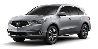 2018 Acura MDX FWD w/Advance Pkg
