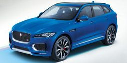 2020 Jaguar F-PACE 25t Checkered Flag Limited Edition AWD