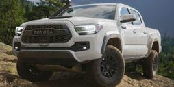 2020 Toyota Tacoma 2WD Limited Double Cab 5' Bed V6 AT (Natl)
